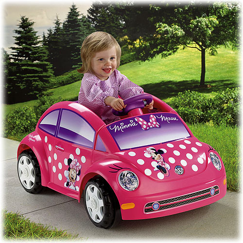 Fisher Price Barbie Battery Operated Car