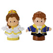 Little People® Disney Princess Belle & Prince Adam