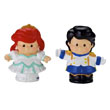Little People® Disney Princess Ariel and Prince Eric