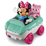 Minnie Mouse Bowtique Minnie's Cruiser