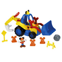 Mickey Mouse Clubhouse Mickey's Mouska-Dozer