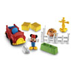 Mickey Mouse Clubhouse Mickey's Farm Set