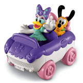 Minnie Mouse Bowtique Daisy's Cruiser