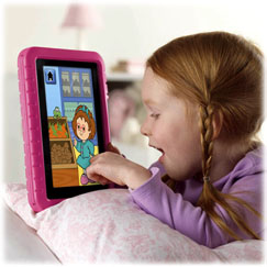 Kid-Tough™ Apptivity™ Case for Kindle Fire (Pink)