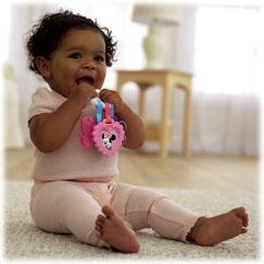 Disney Baby MINNIE MOUSE Teether Bracelet