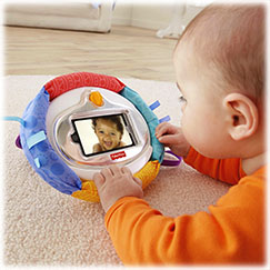 3-in-1 Entertainer for iPhone® & iPod touch® devices