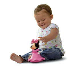 Disney Baby MINNIE MOUSE Whirl 'n Twirl