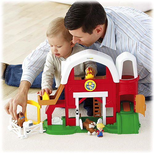 little people fisher price: