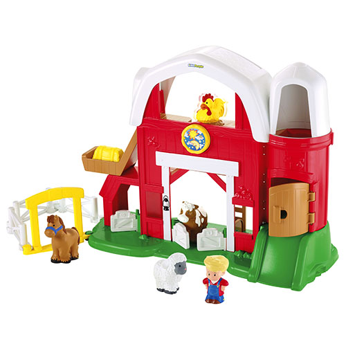 Little People® Fun Sounds Farm - Shop Little People Toddler Toys | Fisher-Price
