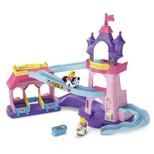 Little People® Disney Princess Klip Klop Stable - Shop Little People ...: fisher-price.com/en_us/brands/littlepeople/products/little-people...