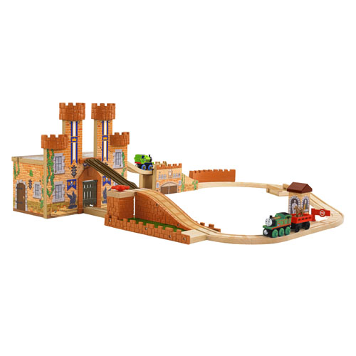 thomas and friends wooden train sets 2