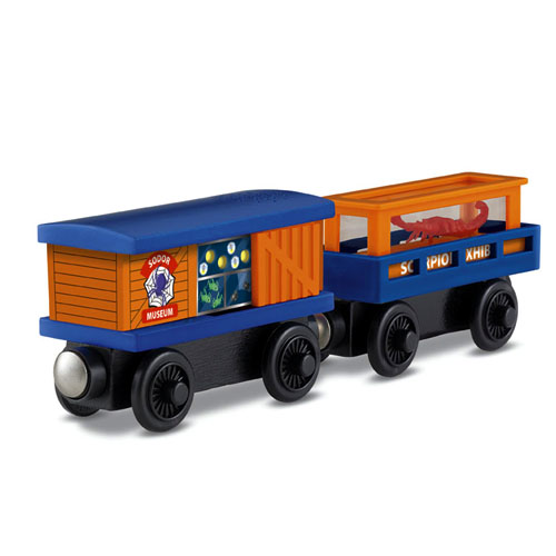 thomas friends wooden railway crawling critters cargo car. Black Bedroom Furniture Sets. Home Design Ideas