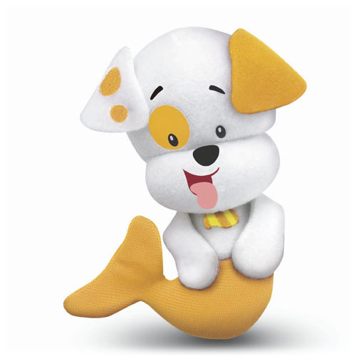 gt Find A Product Bubble Guppies 3 On the Go Puppy Plush