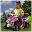 Power Wheels® Disney Minnie Mouse Bow-tique Lil' Quad
