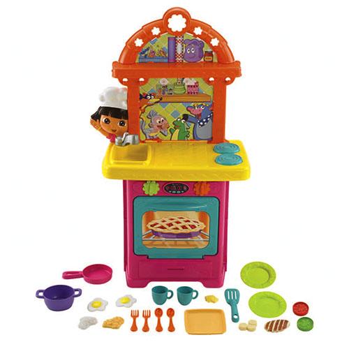 Cocina con sonidos sorpresivos de dora la exploradora - Dora la exploradora cocina ...