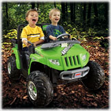 Power Wheels® ARCTIC CAT® 1000 (Green)