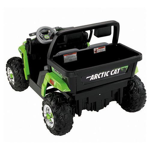 Power Wheels  Volt Arctic Cat
