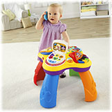 Laugh & Learn™ Puppy & Friends Learning Table
