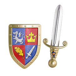 Mike the Knight Sword & Shield