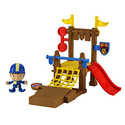 Mike the Knight Training Grounds Playset