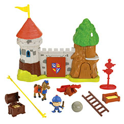 Mike the Knight Glendragon Castle Playset