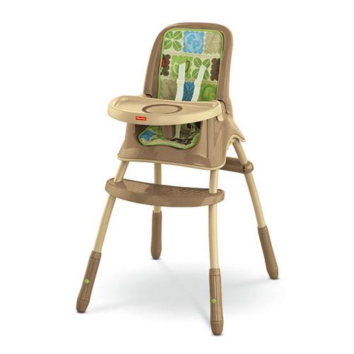 Rainforest Friends Grow-With-Me High Chair