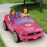 Power Wheels® Disney Princess Ford Mustang