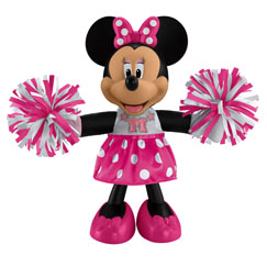 Minnie Mouse Cheerin' Minnie